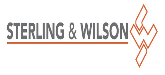 Sterling and Wilson Solar share