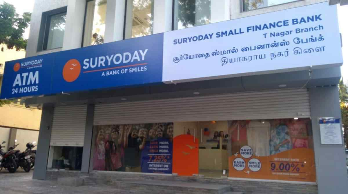 Suryoday Small Finance Bank